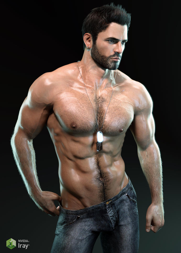 hot muscular gay guys