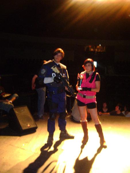 Resident Evil 2 Cosplay Winner by LeonStefantKennedy