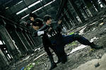 Resident Evil 2 Cosplay