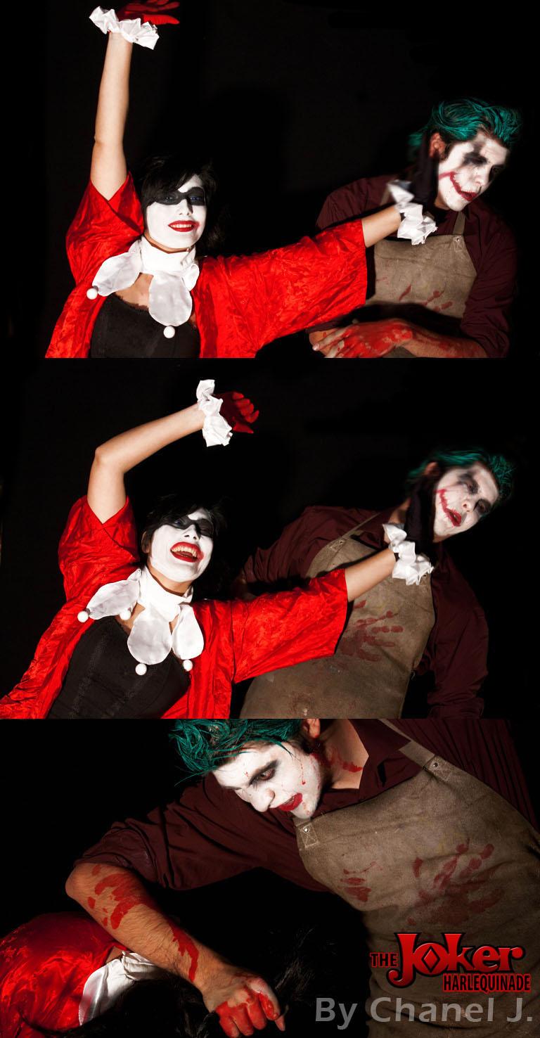 The Joker's Harlequinade by LeonStefantKennedy
