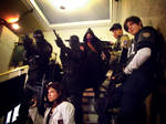 Resident Evil OP: RC Cosplay
