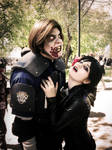 Zombiewalk 2011 - Leon Kennedy by LeonStefantKennedy