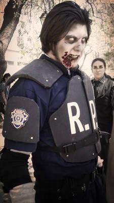 Zombiewalk 2011 - Leon Kennedy