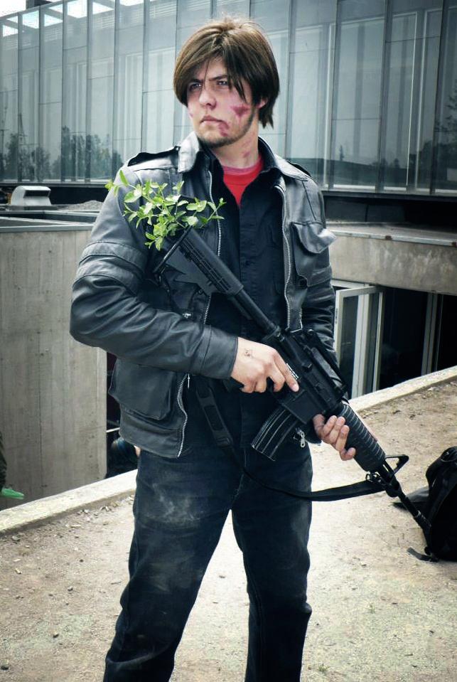 Leon S Kennedy Cosplay - Resident Evil 6 by LeonStefantKennedy