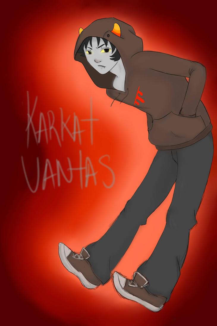 Karkat by Viral-Z