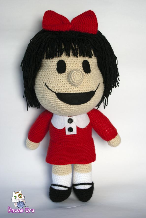 Mafalda by misaoorochi on deviantART