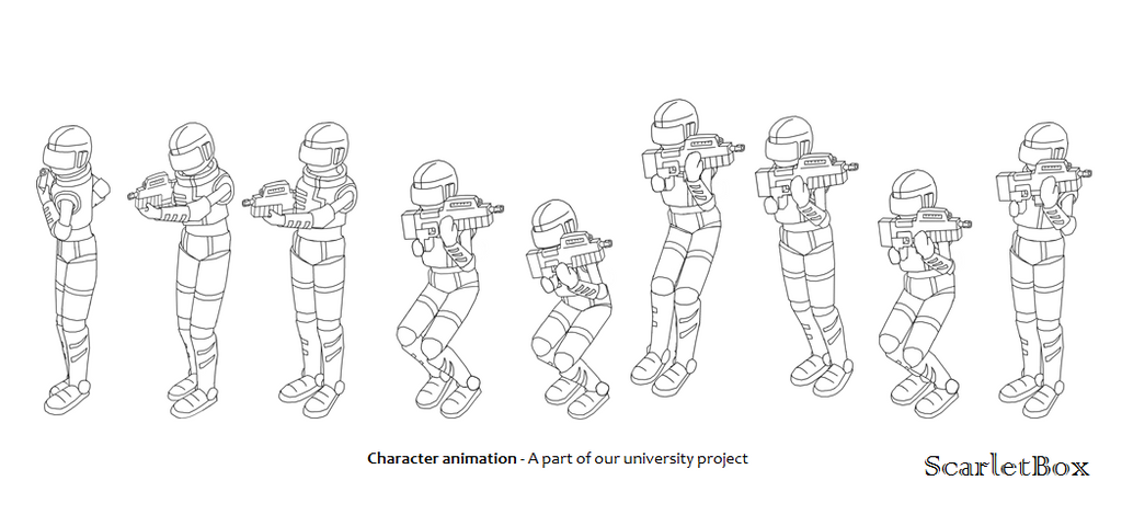 Animation frame by frame by ScarletBox on DeviantArt