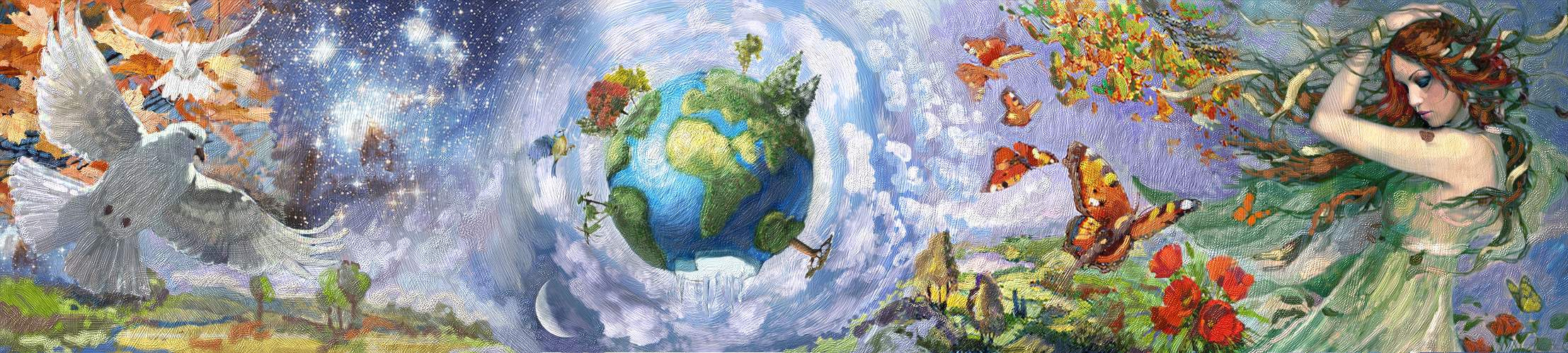 Mother Earth (cap site) by NikitaBolyakov