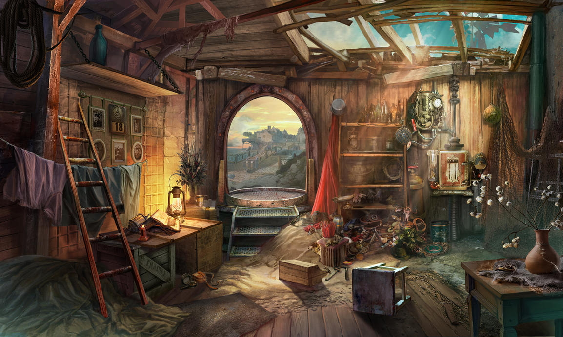 Abandoned House By Nikitabolyakov On Deviantart