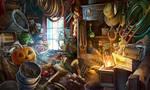 Hidden Object Barn