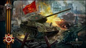 Victory Day by NikitaBolyakov
