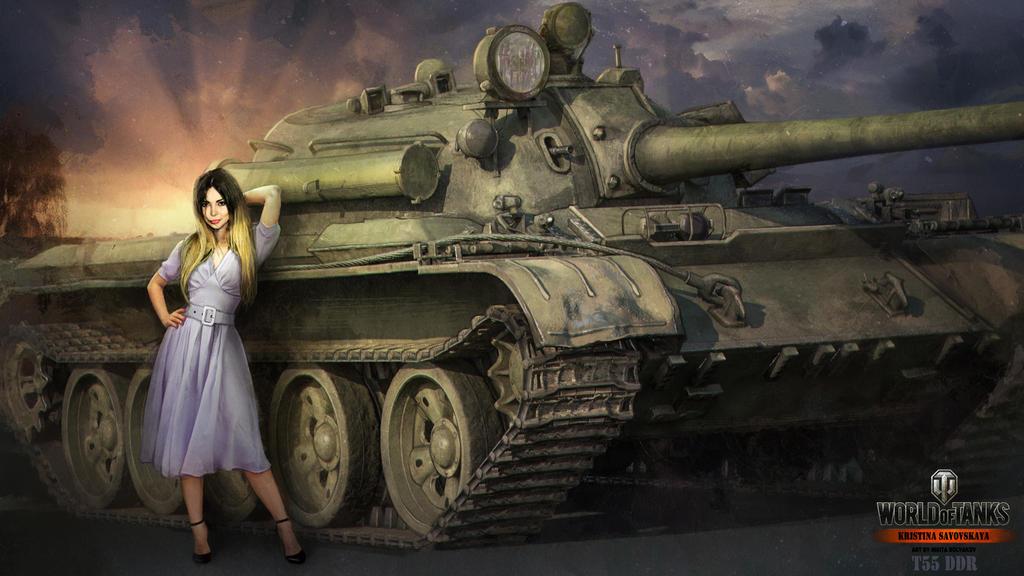 photo of girls танки № 31757