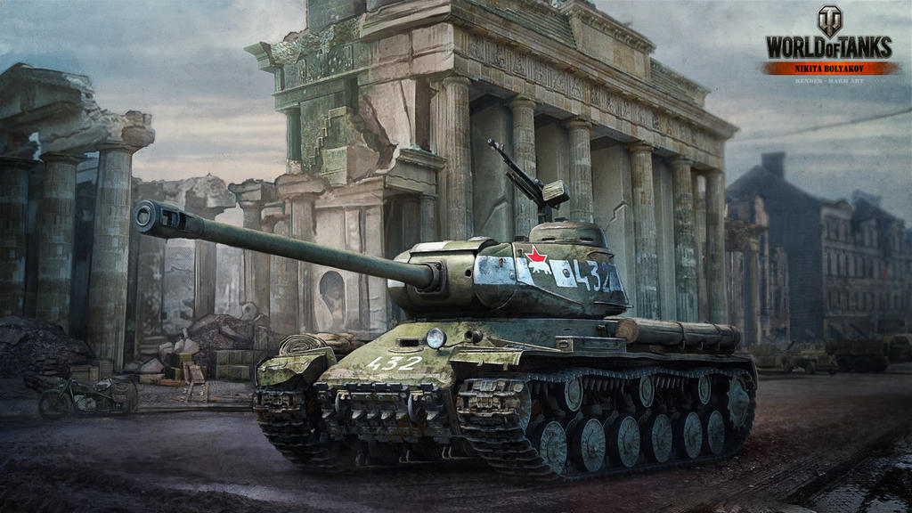 Неравные танковые дуэли Часть 3 Т3485 против