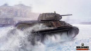 T-34 by NikitaBolyakov