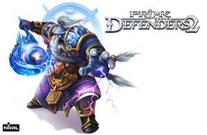Promo art (Prime World Defenders2)