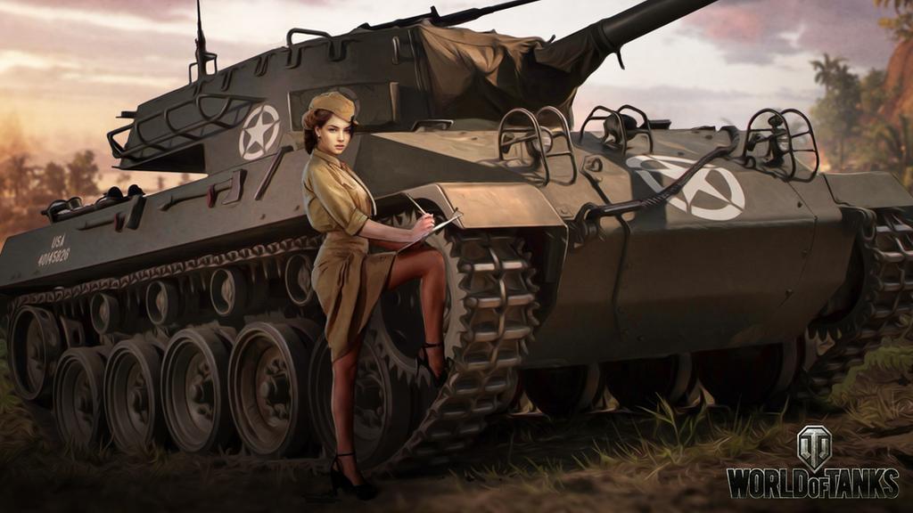 M18 Hellcat by NikitaBolyakov