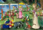 Sunday Afternoon on the Island of Nintendo