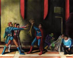 Oath of the Legionaries by crossstreet