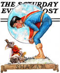Hoppy the Marvel Bunny and Captain Marvel Jr.