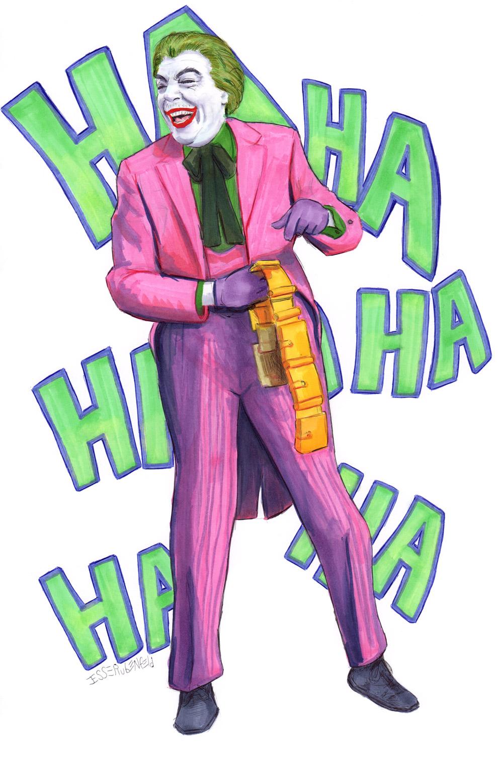 Joker 66 by crossstreet
