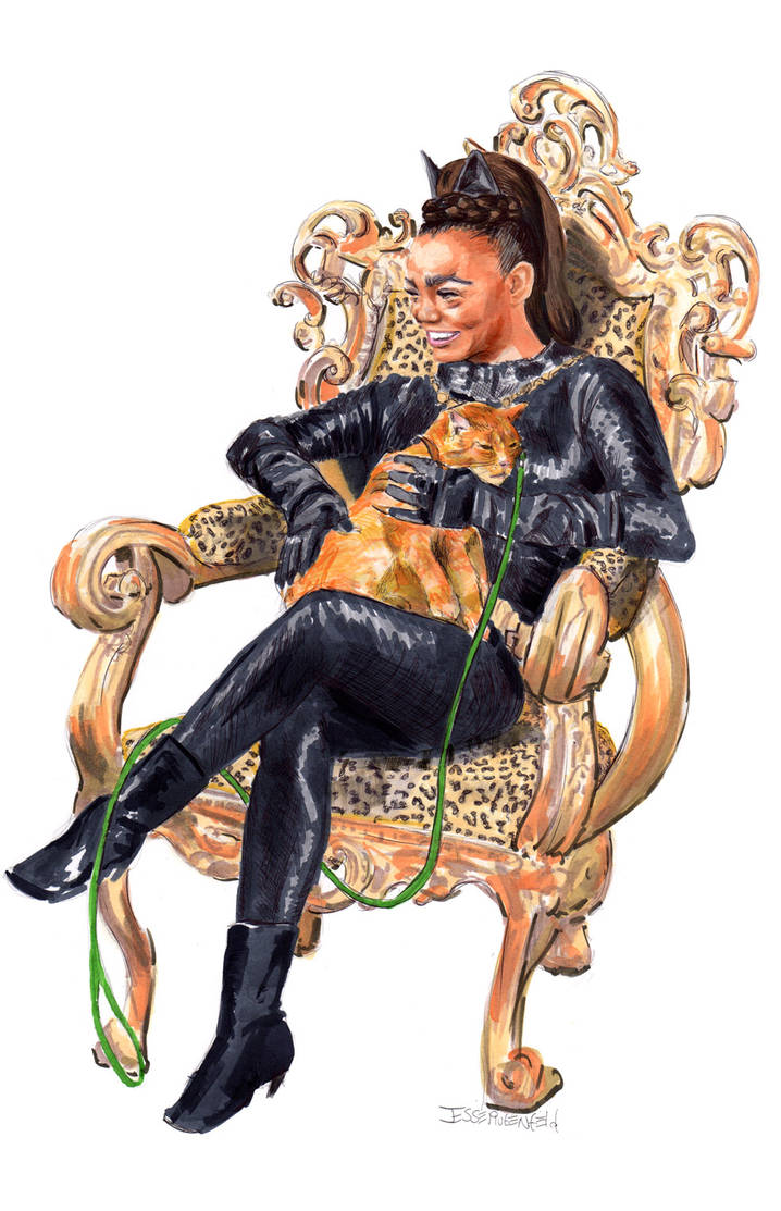 Catwoman 68 by crossstreet