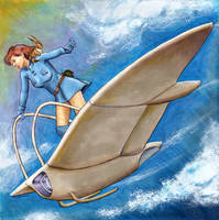 Nausicaa by crossstreet