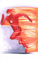 Tv's Flash by crossstreet