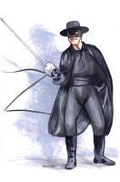 Zorro by crossstreet