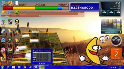 Desktop by JPhemmo