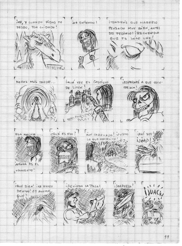 Lestar de Asrot - page 14 by phillipecw