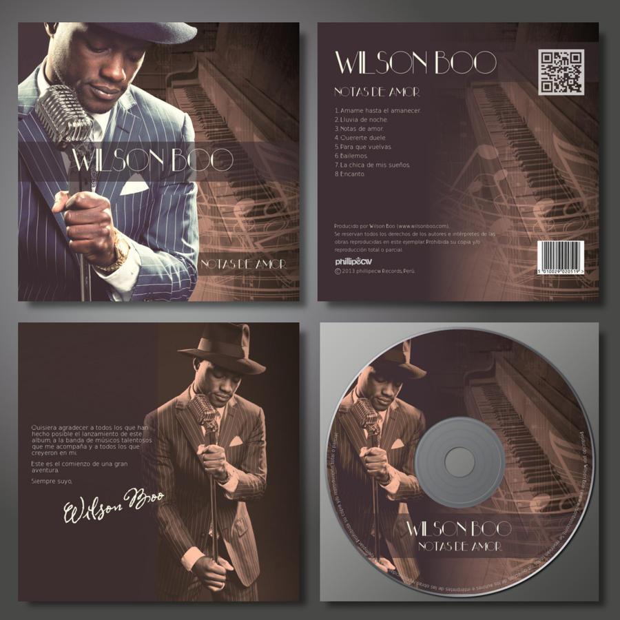Wilson Boo - Notas de Amor by phillipecw