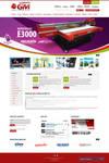 Website design proporsal for Grafimundo S.A.