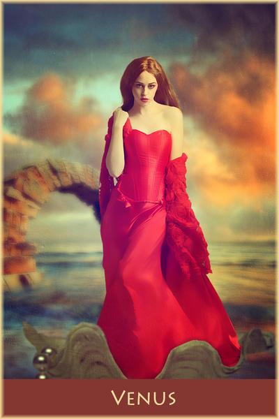 venus goddess of love by kausa on deviantart