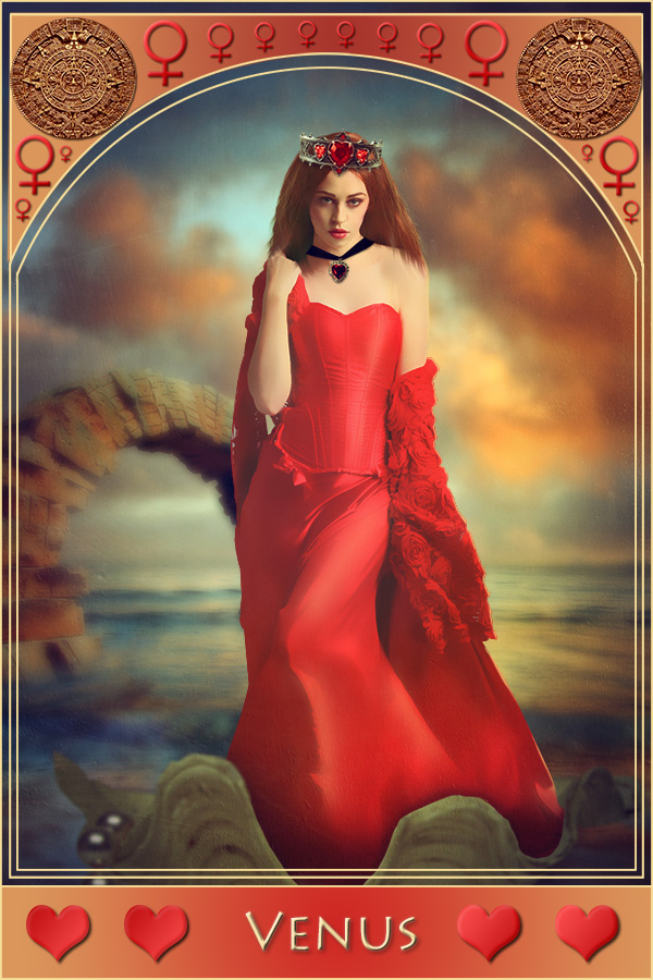 Venus: Goddess of Love 2 by kausa