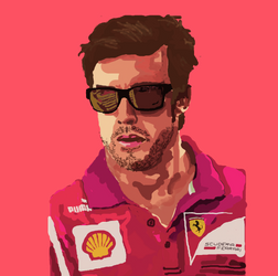Alonso by scottishsunshine93