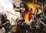 Conan The Barbarian by MuhammedFeyyaz