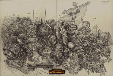 Skaven Army 2 by MuhammedFeyyaz