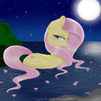 Fluttershy by Silent-Shadow-Wolf