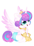 Princess Flurry Heart (Quick draw)