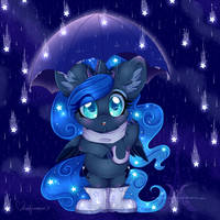 Princess Luna by Silent-Shadow-Wolf