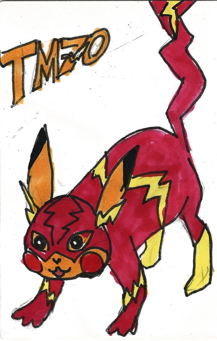 Inktober29 Flash by Willowanderer