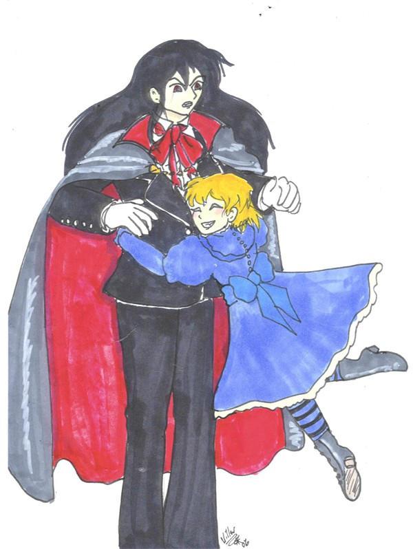 Hug by Willowanderer