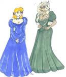 Seras and Integra in Victorian