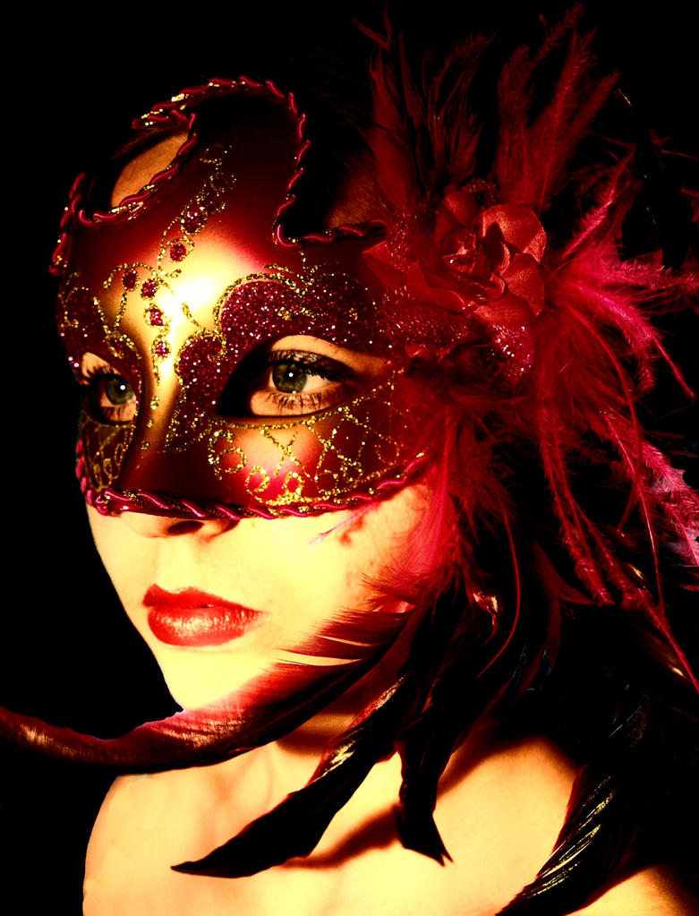 ~Le Guichet~ Mask_by_the_bestia