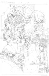 Underworld Series page by Darry