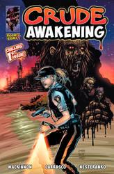 Kickstarter: Crude Awakening by Darry