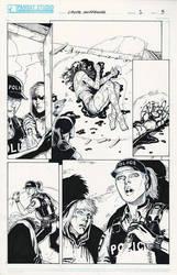 CRUDE AWAKENING - Page 3 inked by Darry