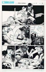 CRUDE AWAKENING - Page 5 inked by Darry