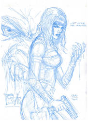Underworld: EVE sketch