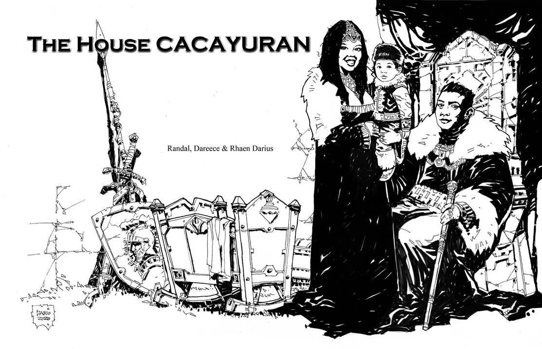 Image Board: House Cacayuran Redux